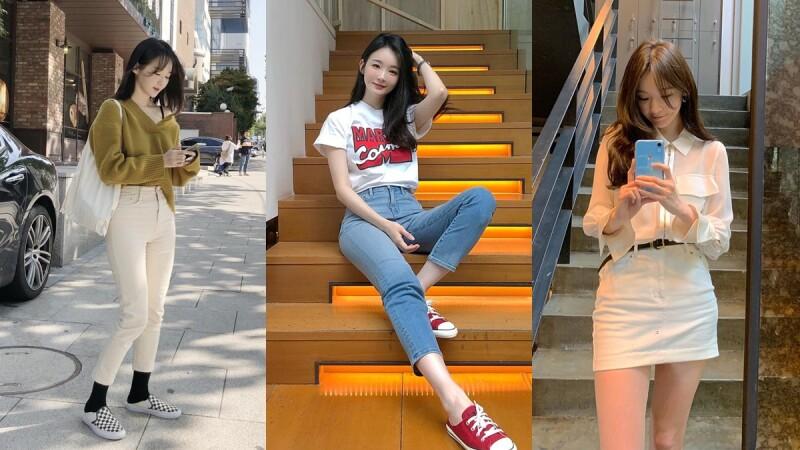 唱遍各大韓劇OST的鐵肺女子雙人組「DAVICHI」,原來妹妹姜珉炅私下也超會穿搭!