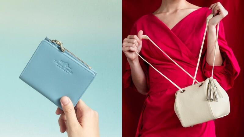 皮感超好卻只要佛心千元售價!泰國手袋品牌THESIS CRISIS不只包包,皮夾才真的超欠買