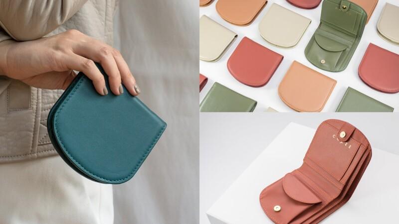 只需千元就能購入!泰國品牌Cozee最熱賣的半圓型錢包不只價格甜、皮革質感也超好