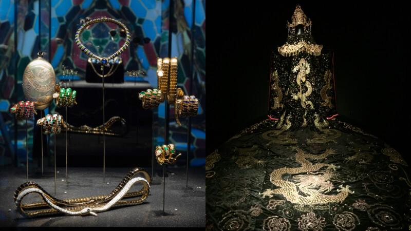 【黛西看世界】看BVLGARI《SerpentiForm》靈蛇傳奇珠寶藝術展,還給蛇一個公道!