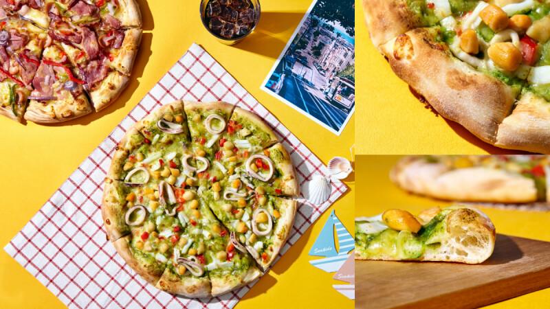 M編開心瘋了!全球饕客熱愛的舊金山風味Pizza,完美空降必勝客,免出國就能享受手工餅皮的美味暴擊,宅家也能餵飽幸福