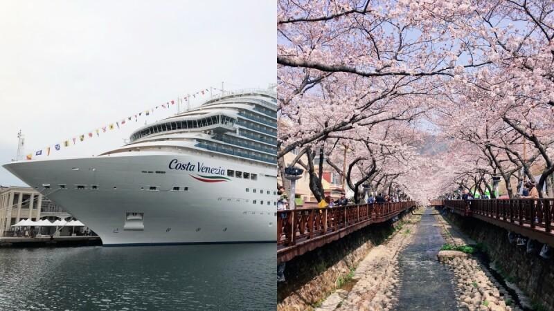 2020賞櫻新選擇!歌詩達威尼斯號5大特色整理,日韓獨家航線、櫻花樹下野餐,船上還有「晶華冠軍牛肉麵」
