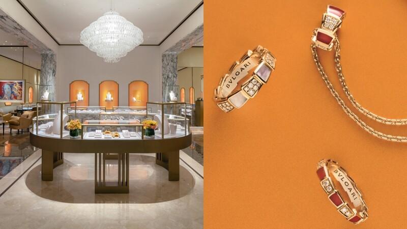獨賣包款、新款珠寶、羅馬總店設計概念…寶格麗BVLGARI全新形象店3大必逛亮點搶先看!