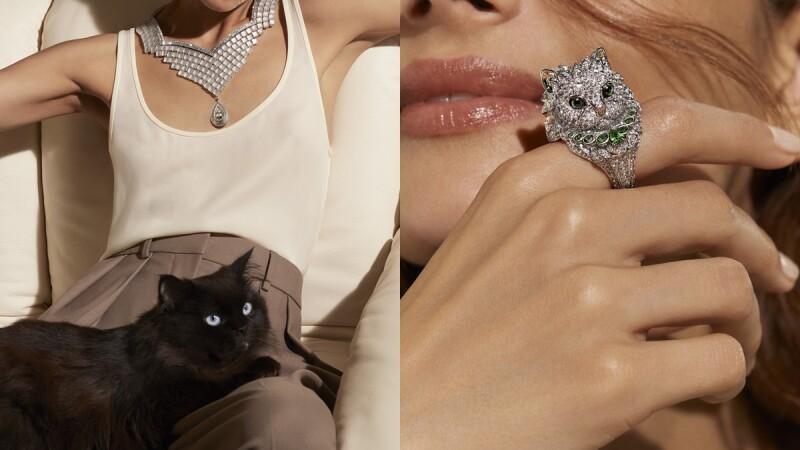 寫一封情書給巴黎,Boucheron 全新 Paris Vu Du 26 高級珠寶系列。