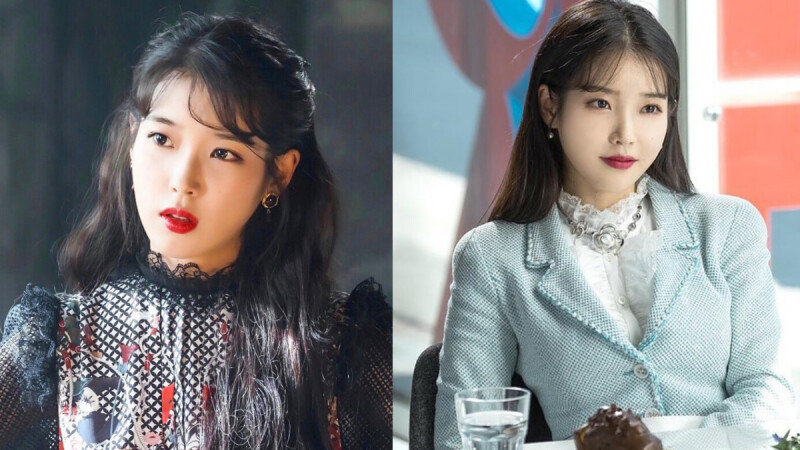 《德魯納酒店》IU「胎毛瀏海」大熱,減齡小臉效果讓韓妞都超愛剪!