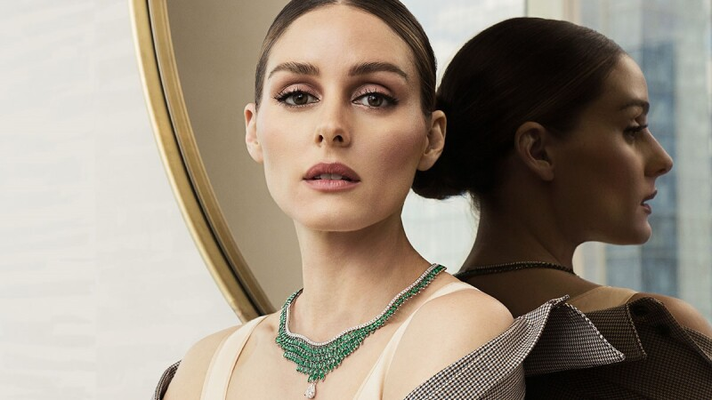 Piaget 全新《Golden Oasis燦金綠洲》高級珠寶系列,讓女人所到之處自帶光芒!