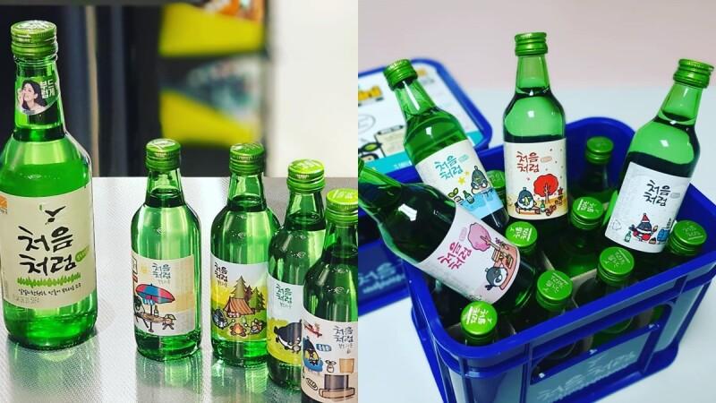 邊緣人的最愛!韓國推出「迷你燒酒」一個人也能開喝