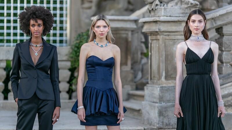 Francesca Amfitheatrof 接任 LV 珠寶創意總監,披上戰袍,呈現《Rider Of The Knights》珠寶系列。