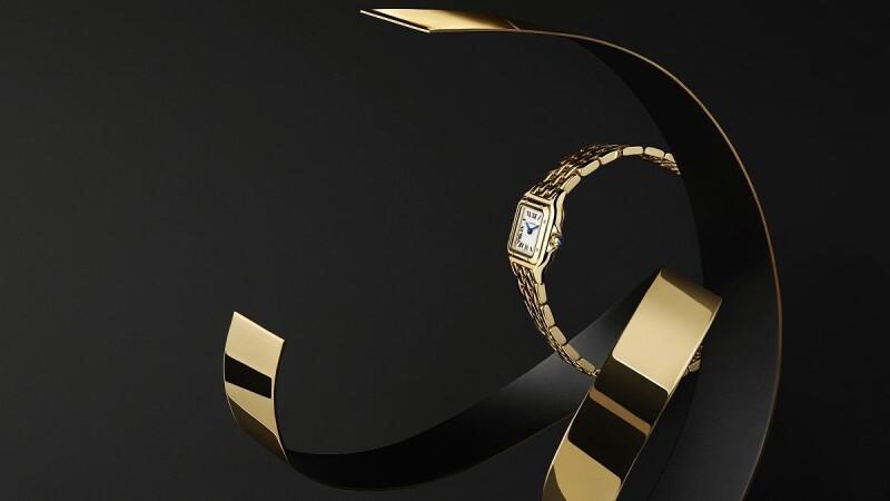 女人最想要的完美時尚配件!是時計也是珠寶的Panthère de Cartier方型腕錶,讓妳同時擁有經典風格與奢華魅力!
