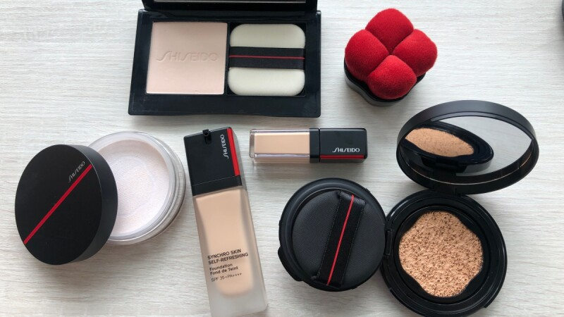 資生堂推出全新氣墊粉餅,還有山茶花形狀的刷子太精緻!Shiseido Ginza Tokyo全新超進化底妝系列超完整,從粉底液、遮瑕、蜜粉通通一應俱全