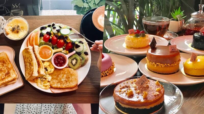 別說新竹是美食沙漠了!隱藏版早午餐「KNOCK KNOCK Coffee BAR」,必吃美味的手工甜點