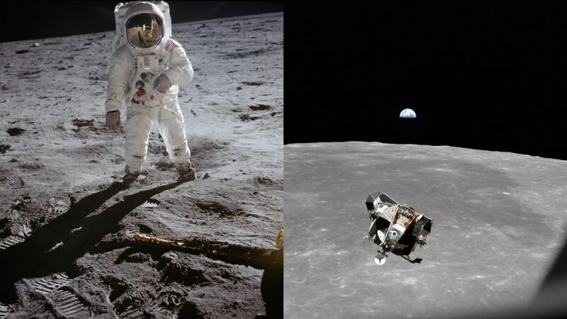 【鐘錶小學堂】「我的一小步是人類的一大步」阿波羅太空人戴著Omega手錶漫步月球!