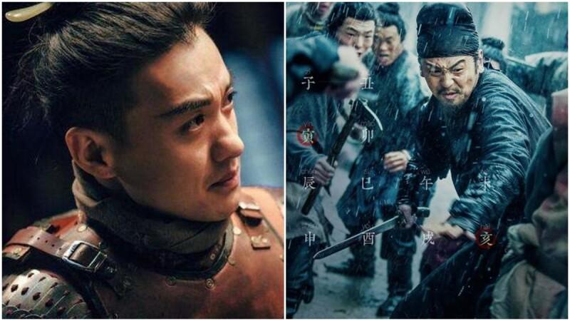 易烊千璽、雷佳音聯手辦案,年度中國最大影視IP《長安十二時辰》令人窒息的古裝驚悚神劇