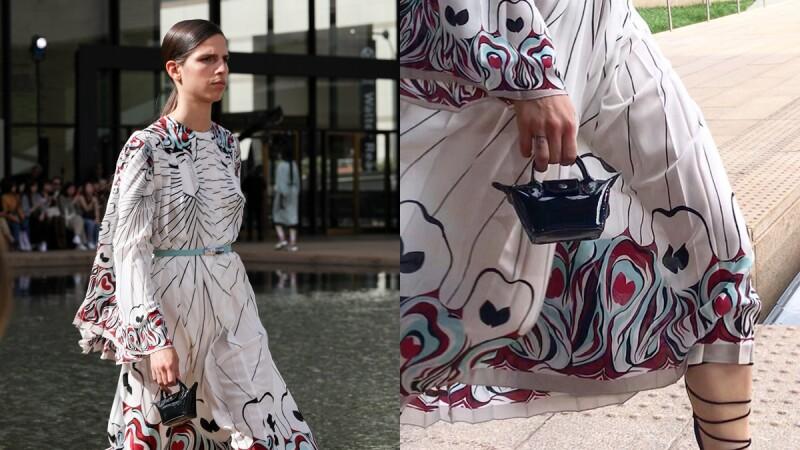 【紐約時裝週】Le Pliage包變成奈米版本!Longchamp 2020春夏大秀為巴黎女孩打造都會運動風