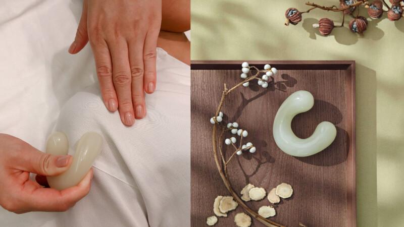 是宮中娘娘用的「玉石按摩」!到雪花秀可以免費體驗「玉指枕」人蔘養膚療程!