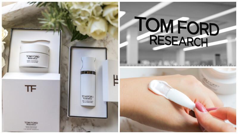 結合頂尖護膚科學 TOM FORD完美肌膚R系列「神秘75號配方」讓妳直達完美肌膚最顛峰!