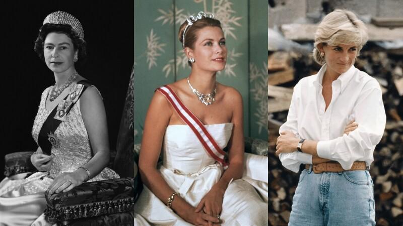 【鐘錶小學堂】英國女王、黛安娜王妃、摩納哥王妃...名人貴族私下戴的手錶原來是這些品牌!