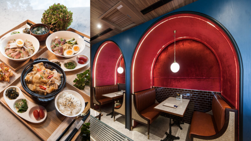 最美台式茶店!永心鳳茶台中勤美誠品店從裝潢到餐點都超好拍!