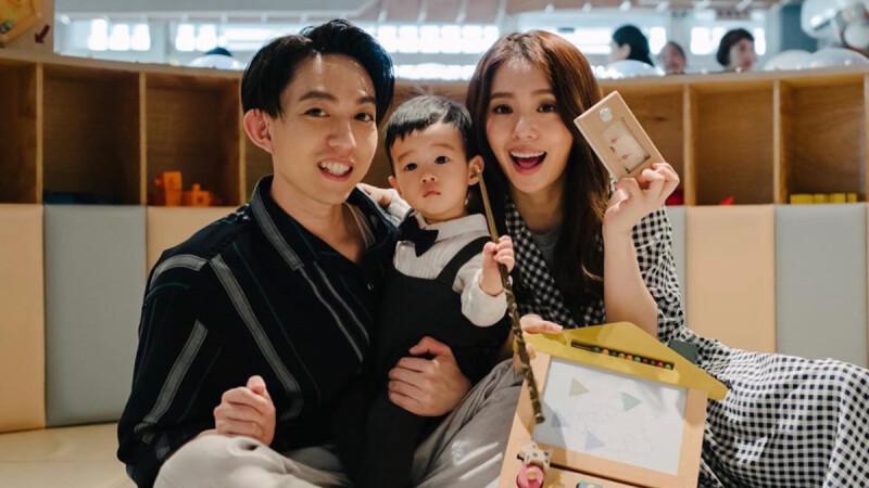 林宥嘉又當爸了!驚喜宣布老婆丁文琪懷孕,第二胎是小少女