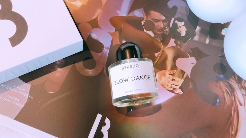 瑞典文青香氛BYREDO詩性既視淡香精2019秋天登場,一支Slow Dance就是最浪漫的成年禮