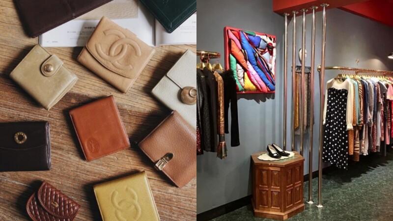 台灣也有值得挖寶的好所在!四家風格獨具的古著店滿足你的復古靈魂!