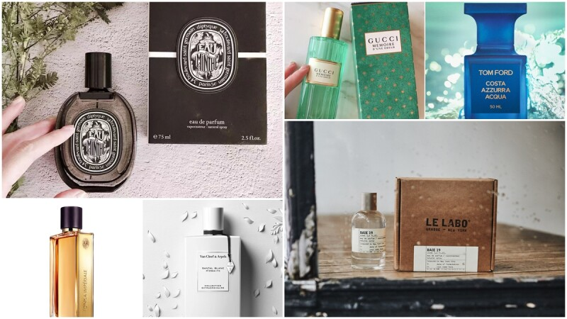 【6款經典中性香水推薦】和男友共用的人氣新香,讓你們用氣味纏綿