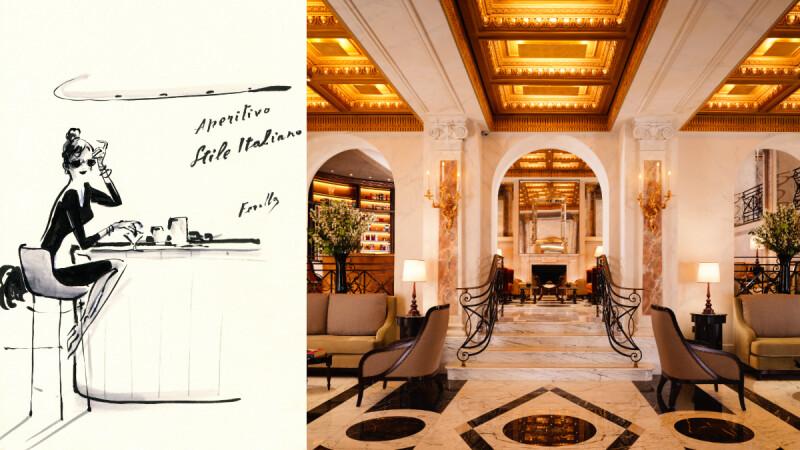 走進義大利羅馬最有藝術氣息的精品酒店──羅馬伊甸園Hotel Eden Rome