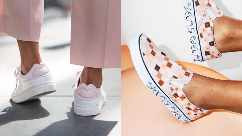 一同愛心做公益!Vans和Lulu Guinness專為乳癌防治推出的愛心鞋履俏麗又可愛,絕對深得你心!