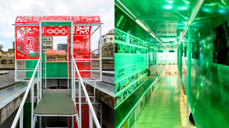 打卡熱點「新富町文化市場」藝術再進化,《場所既視–下一代市場》展覽想像未來庶民地景