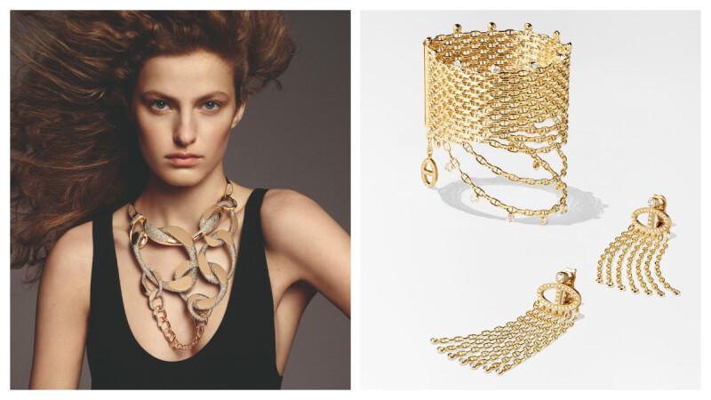 像當代藝術品的珠寶,愛馬仕 Hermes「流光鏈影」高級珠寶展抵台,珠寶迷必收