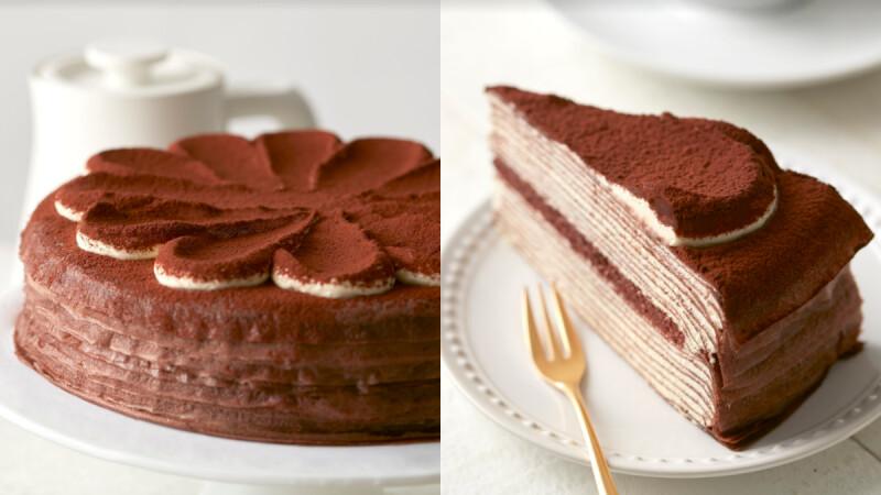 Lady M全新冬季口味上市!驚喜首推「提拉米蘇千層蛋糕」,微甜微苦幸褔滋味絕對必吃啊