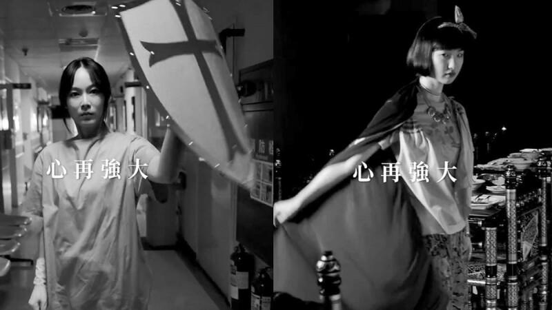 【女人心再強大,也並不總能毫髮無傷】歐萊德年度廣告大片「The Warrior」太好看!天天噴咖啡因養髮液+看片,一起跟頭髮壓力問題說Bye