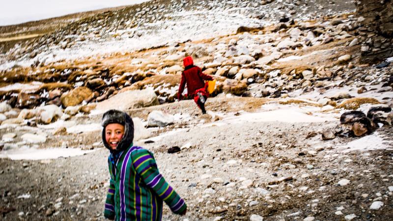 生在帕米爾高原4500公尺上的女人—她們被剝奪的權利與自由