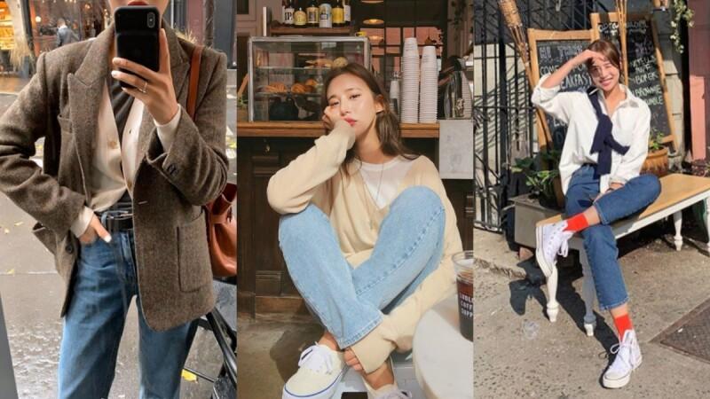 跟著韓妞這樣穿!透過11款秋冬穿搭彙整,讓你輕鬆擁有暖意濃厚的時髦#OOTD!