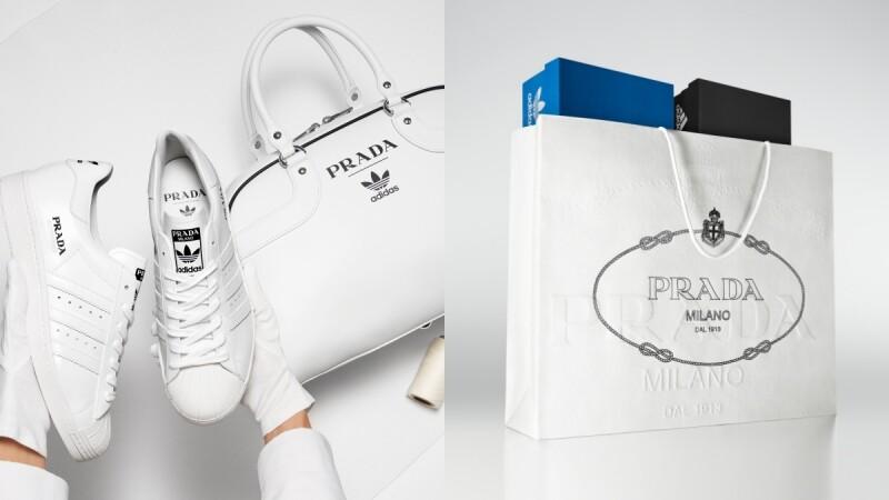 2019年末最重磅聯名非它莫屬!Prada for adida將於12/4日全球限量發售,台灣實體店也買得到!