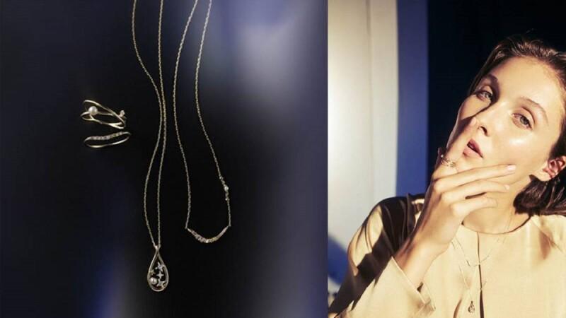 日本女生最愛的輕珠寶經典品牌ete,除了聖誕系列美到M編淚推之外,耳環更是必須擁有的夢幻首選!