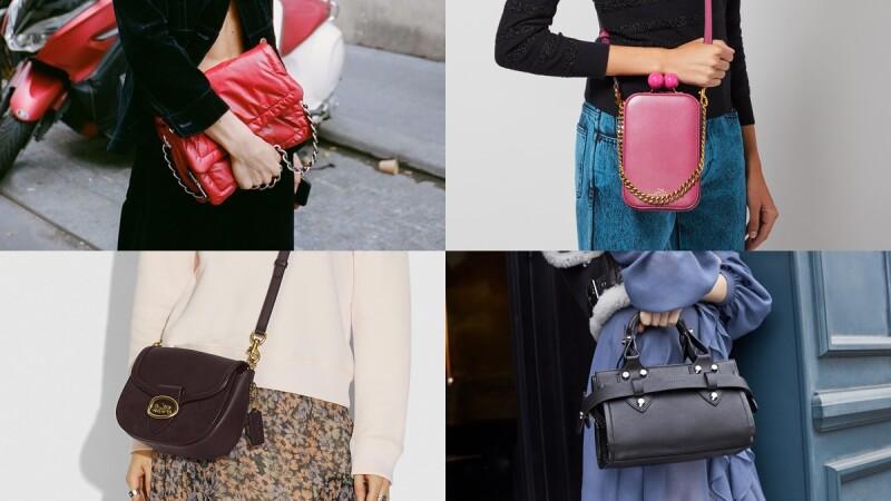 小資女也可以負擔的中價位品牌!盤點16款2019秋冬最美、最夢幻的包包款式