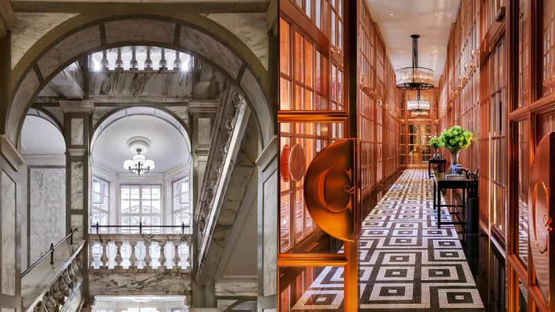 古典又奢華的英式設計!瑰麗酒店Rosewood London被票選為倫敦最美酒店