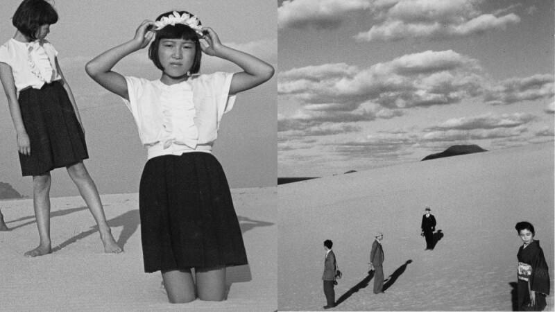 日本攝影巨匠生活裡的魔幻感,《植田正治逝世20年紀念回顧展》邀你沉浸雋永「植田調」