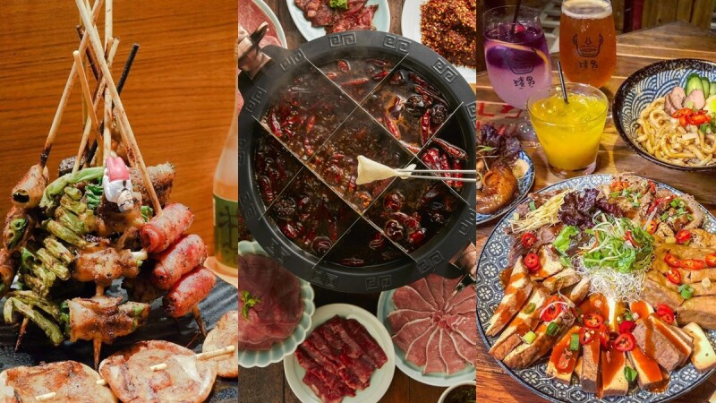 2021台北宵夜必吃10間美食推薦,韓式燒肉、滷肉飯、麻辣鍋、串燒居酒屋大公開