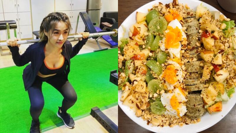 """小嫻:減肥不要挨餓,3餐一定要有澱粉!因為澱粉就是最好的""""代謝脂肪""""食物"""