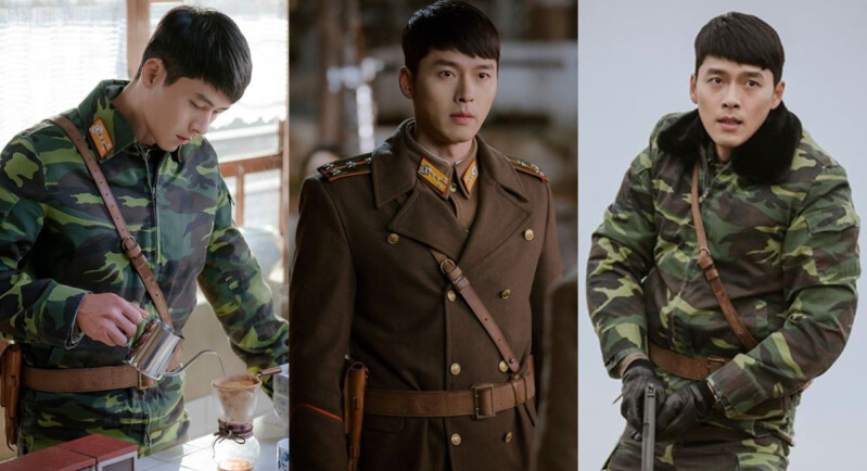 這麼帥的北韓大尉你看過?37歲 玄彬《愛的迫降》施展戀愛魔法,軍裝加木訥個性根本讓人融化!