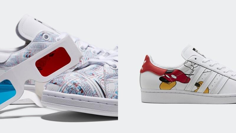 明星鞋款Stan Smith、Superstar換上春節新裝!adidas Originals X 米老鼠聯名系列登場(開賣日期、售價)