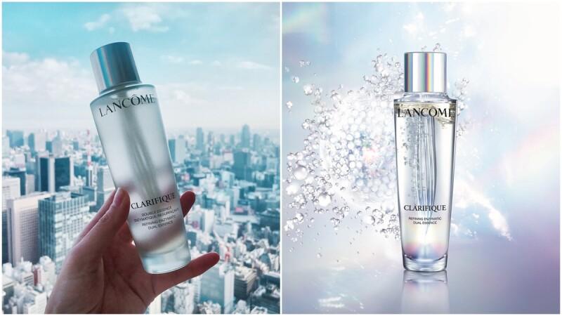 蘭蔻最新推出首支能「搖出精華微泡」的超級化妝水~震撼美妝圈重量上市