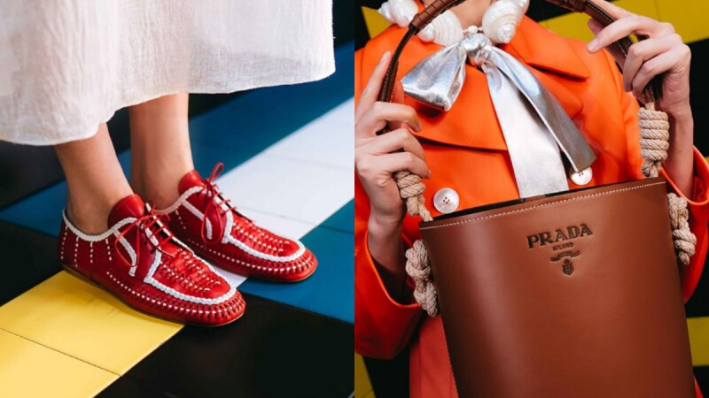 準備好迎接今年春夏最新款的到來了嗎?Prada各式樣時髦編織配件保證燃燒你的購物慾望!