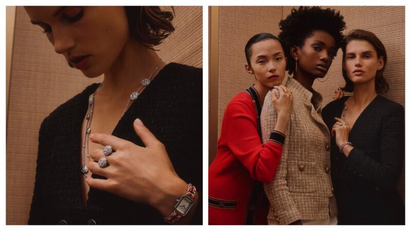 珠寶變得更自由、更好玩!Chanel香奈兒Bouton de Camélia山茶花系列亮點(2020年新品)