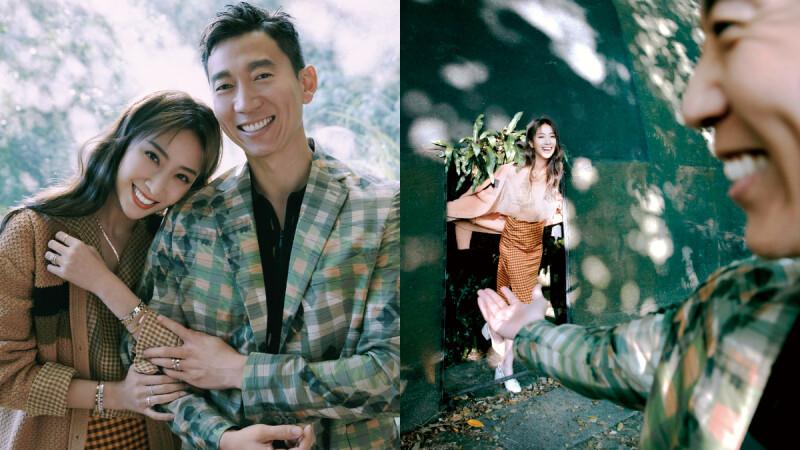 最幸福的銀色夫妻隋棠和Tony:「感情需要經營,要刻意營造兩人的時間。」