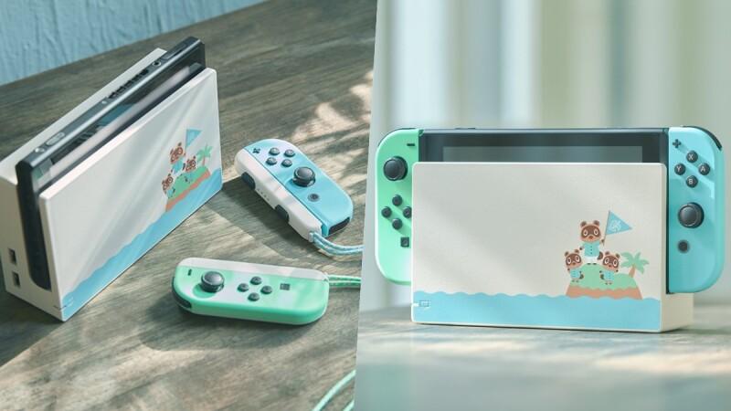 現貨開搶!PChome Switch主機超過600組即將開賣,還有動森限定版、健身環大冒險、Switch Lite3色主機