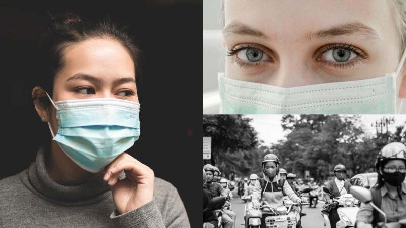 長時間戴口罩很悶怎麼辦?皮膚科醫師這樣建議
