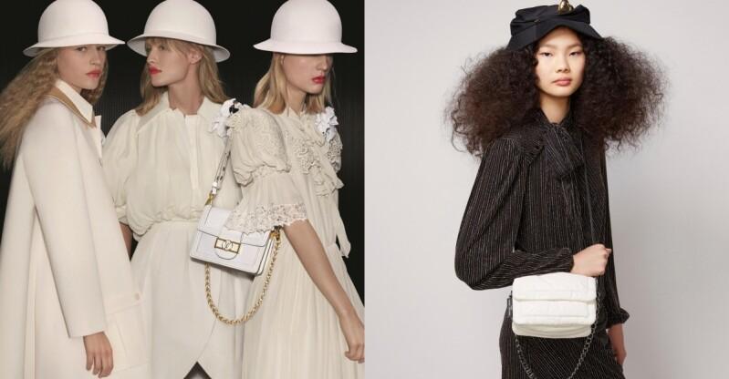 2020春夏最夯「白色包包」大盤點!就連LV形象廣告都少見的主打白色款~還不快快收起來